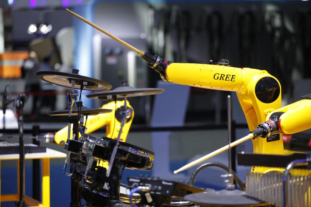 Gree robot