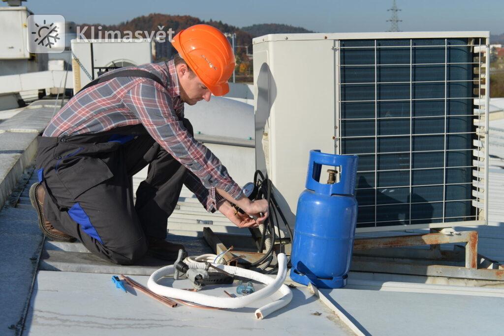 Správná firma na klimatizace 3