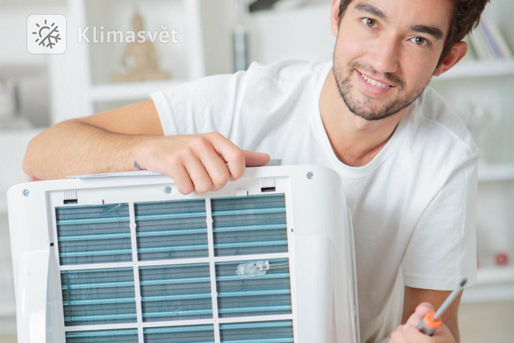 Opravář klimatizace