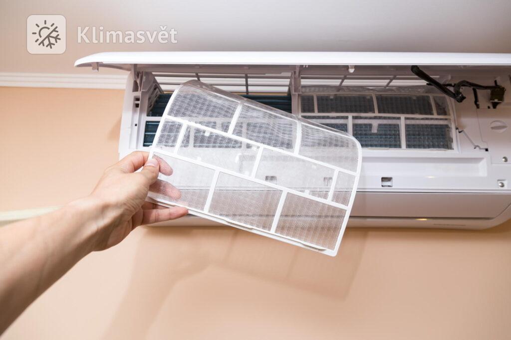 Velká škála přídavných filtrů umí zajistit dokonale čistý vzduch ve vaší domácnosti.