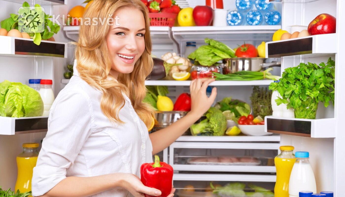 potraviny a chlazeni
