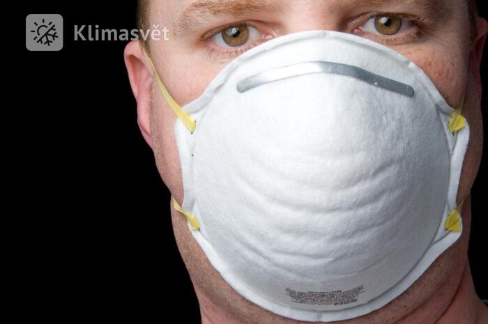 Obličejové masky od LG fungují jako klimatizace