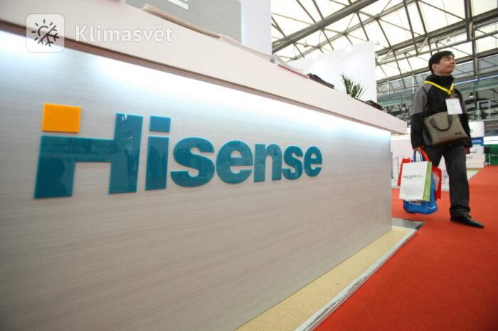 Ekologická klimatizace Hisense přináší zeleň k vám domů